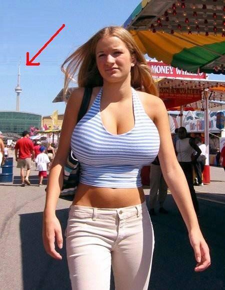 canada boobs